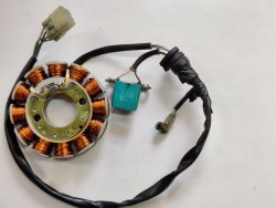 Coil Plate Assy BJ Discover 100 T, For Personal