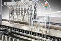 Aseptic Liquid Filling Machine