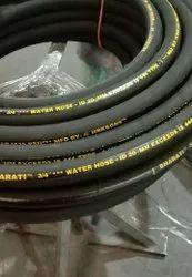 RUBBER 100 Mtrs High Pressure Water Hoses & Car Wash Hose, Upto 25 Bar
