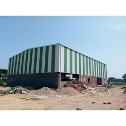 Rice Mill Shed