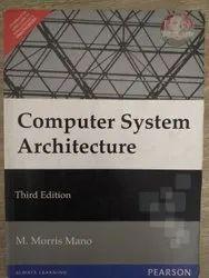 M. Morris Mano English Computer System Architecture Book, Class: Graduation
