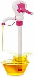 ABS Manual Hand Oil Pump for Kitchen
