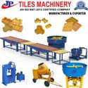 Cement Tiles Making Machine