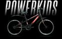 Black Suncross Powerkids 20 Kids Bicycle