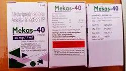 Methylprednisolone Acetate Injections 40mg /1ml