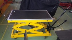 Hydraulic Lifting Trolley