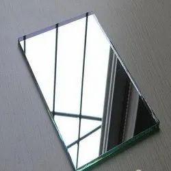 Polished Saint Gobain Mirror Glass, For Interior, Size: 2X4feet