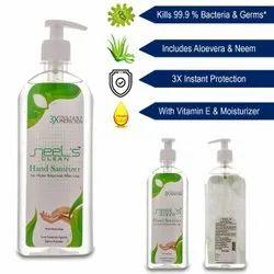 500 ML Pump Hand Sanitizer Gel
