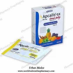 Apcalis Sx Oral Jelly 20 Mg