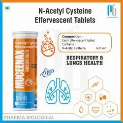 Muceenax Effervescent Tablet