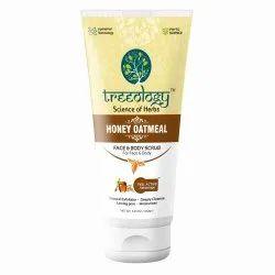 Treeology Herbal Body Scrub, Type Of Packaging: Tube, Packaging Size: 60 Gm