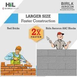 8'' Birla Aerocon AAC Block