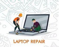 Laptop Repairing Service, Spares