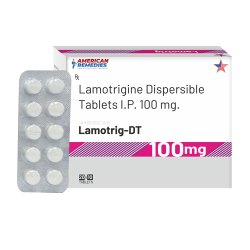 Lamotrigine Dispersible Tablets