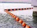 Permanent Oil Floating Boom Barrier