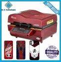 3D Multifunction Heat Press Machine High Intelligent Vacuum Transfer Sublimation Printing Printer