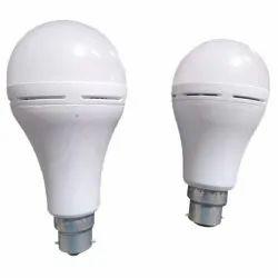 Aluminum Round 10W AC LED Bulb