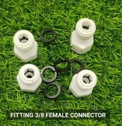 Female Connector 3/8