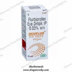 Ocuflur Eye Drop