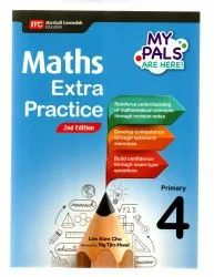 Maths Extra Practice 2nd Edition Primary 4, English