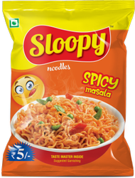 Sloopy Spicy Masala Noodles, Packaging Size: 30 gm