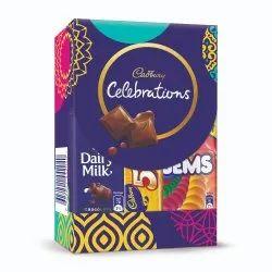 Cadbury Celebrations Assorted Pack 64.2g MRP 50, Packaging Type: Case, 64.2 Grams