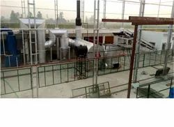 Bio- Medical Waste Cum Pharma Waste Incinerator With Cyclone Separator, Multi Stage Wet Scrubber