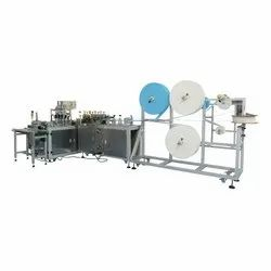 Fully Automatic High Speed Inner Loop 800 Dental Face Mask Machine