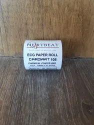 Heartbeat CARDIART 108 ECG Paper Roll, 80 - 120, 50 Mm X 20 M