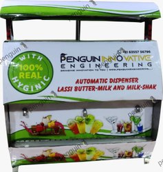 Automatic Lassi Dispenser