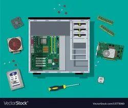 Computer Assembling, Delhi NCR, Hardware & Software