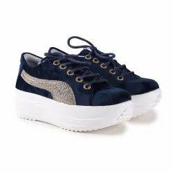 Deeanne London Women's Navy Blue Nike Shoes