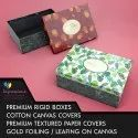 Rigid Top Bottom Double Layered Packaging Box