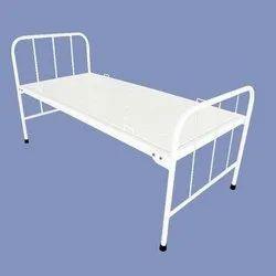 Manual Mild Steel Hospital General Ward Bed