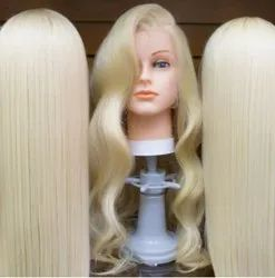 White India Human Hair Wig For Women And Girl Cheveux Meche