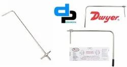 Dwyer 160-48 Stainless Steel Pitot Tubes