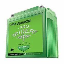 Capacity: 5 Ah Amaron Pro Rider Beta Series Bike Battery