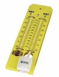 Hygrometer, Wet & Dry Bulb, Mason's