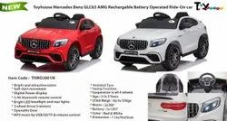 Mercedes Benz Rechargable  Battery Operated Ride On SUV