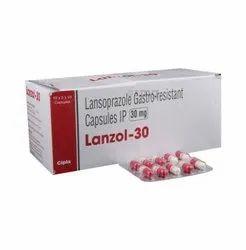 Lanzol 30 Mg Capsule