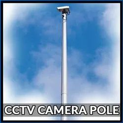 Security CCTV Camera Pole