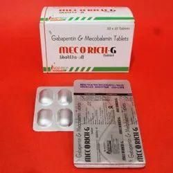 Gabapentin and Mecobalamin Tablets