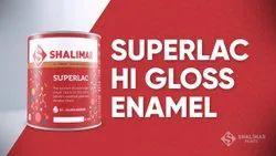 Metal Shalimar Paints Superlac High Gloss Enamel