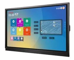White Interactive Flat Panel For Education, Model Name/Number: Title