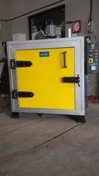 400-500 Deg C Industrial Curing Oven, Capacity: 500-3000 Kg