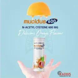 N Acetyl Cysteine Effervescent