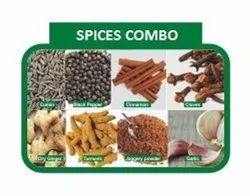 Way2Foods Dry Spices Combo, Packaging Size: 3.3 kg
