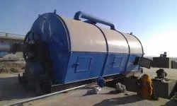 Waste Tyre Pyrolysis Oil Plant