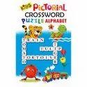 Pictorial Crossword Puzzle Different Books