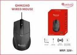 Quantum Qhm224D Usb Mouse